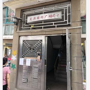 武汉龙源国际广场可视楼宇对讲千赢国际娱乐客服改造完毕